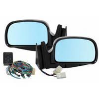 Комплект боковых зеркал Ваз 2104, 2105, 2107 ЛА 5 ГО с электроприводом, обогревом и повторителем поворота