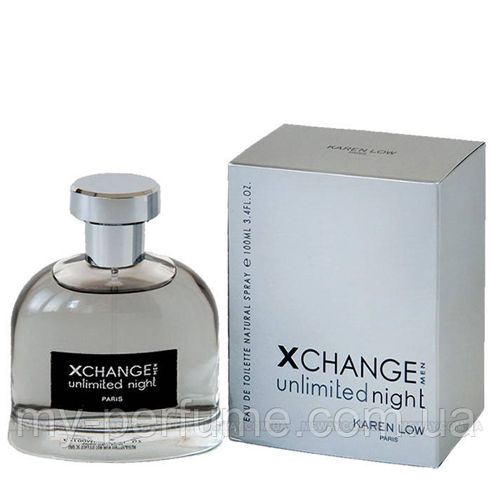 X-Change Unlimited Night Karen Low 100 ml