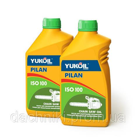 Масло Yuko pilan для смазки цепи 1л , фото 2