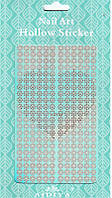 Наклейка - Трафарет для дизайна ADY33