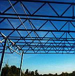 Ангар, металлоконструкция, склад, цех ., фото 3