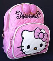 Рюкзак детский для девочки Hello Kitty  розовый