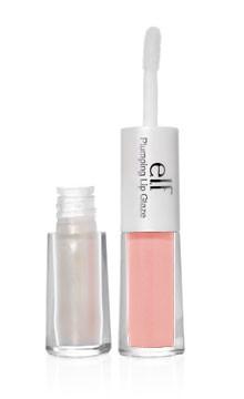 Блеск для губ с пуш-ап эффектом от e.l.f. Plumping Lip Glaze Оттенок Baby Doll
