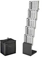 Стойка для печатной продукции Stairs (23х145х30 см)