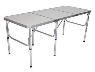 Стол складной для пикника 150х60 см