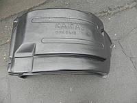 Защита колесних арок-подкрылки передние КАМАЗ комплект 2шт.