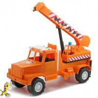 """Подъемный кран """"Вольво-М"""" 252, детская машинка, игрушка для мальчиков"""