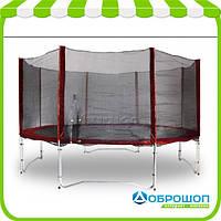 Защитная сетка на батут KIDIGO™ MAROON 426 см