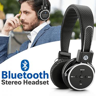 Bluetooth наушники накладные ST5/B05