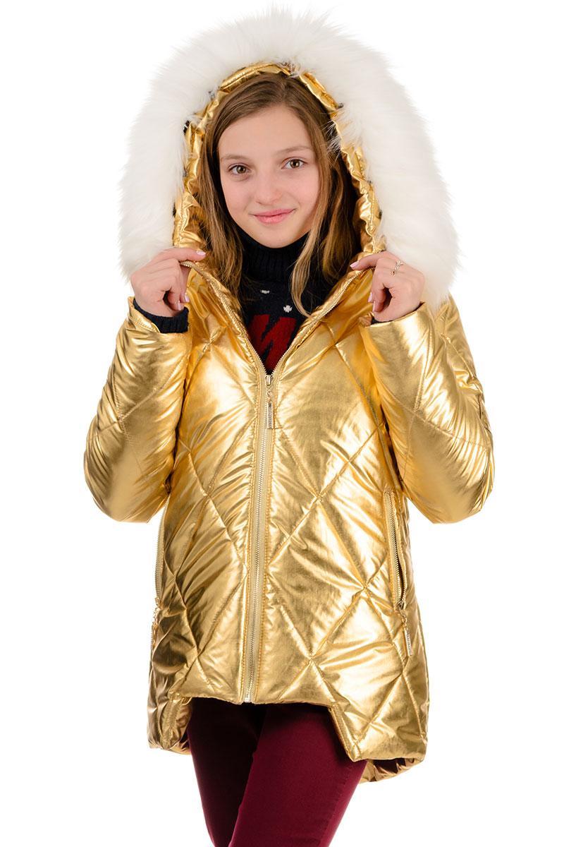 """Подростковая куртка """"Gold"""""""