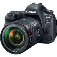 Цифровой фотоаппарат Canon EOS 6D MKII 24-70 L IS Kit (1897C028)