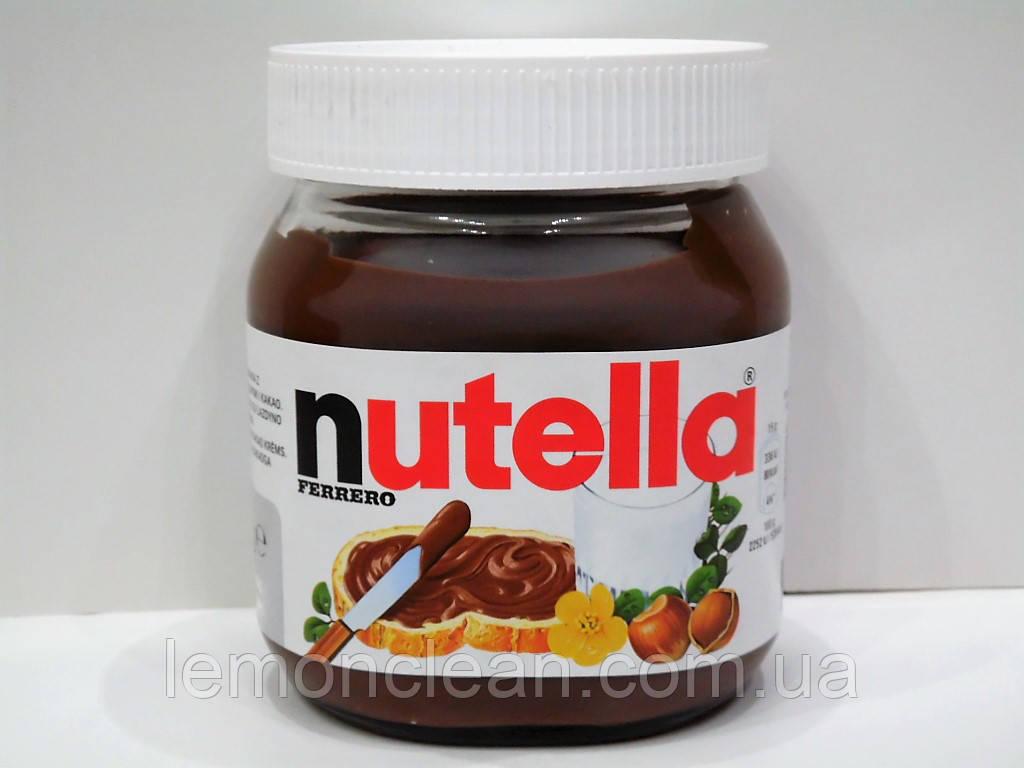 Шоколадно-ореховая паста Nutella 350г