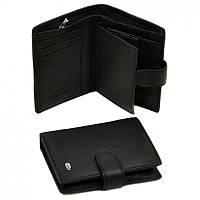 Маленькое мужское портмоне M33 black, фото 1