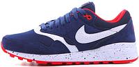 Мужские кроссовки Nike Air Odyssey Navy Найк синие