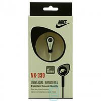 Наушники Nike NK-330 белые