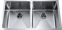 Мойка кухонная (нержавейка) KHU102-33 Kitchen Sink, Kraus (USA)