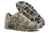 Мужские кроссовки Nike Air Max 90 VT Сamouflage Найк Аир Макс 90 камуфляжные