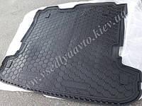 Коврик в багажник MITSUBISHI Pajero Wagon c 2007 г. 7 мест (AVTO-GUMM) пластик+резина