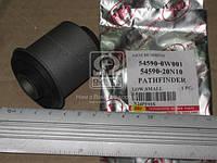 Сайлентблок рычага NISSAN передн. нижн. (производство RBI) (арт. N24PF01S), AAHZX
