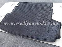 Коврик в багажник BMW F31 3-серия универсал 2012 г. (Avto-Gumm) пластик+резина