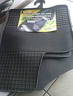 Ковры резиновые для Lada 2110-2111-2112,  (DOMA)