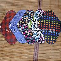 Многоразовые гигиенические прокладки NORMAL + подарки, фото 1