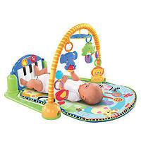 Детский развивающий коврик Baba i Mama Play Piano Gym