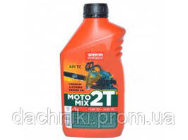 Масло 2-х тактное SPEKTR (SAE 30 / Jaso FC / API TC)емкость - 1 литр