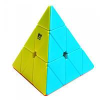 Пірамідка Рубіка QiYi Qiming (Кольоровий пластик)