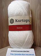 100% акрил( 100 г/ 300 м) Kartopu Gonka K010