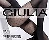 Женские колготки с имитацией чулка в сетку Rete Vision 60 model 2