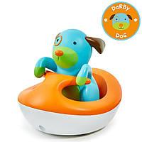Игрушка для купания Собачка в лодке, Skip Hop