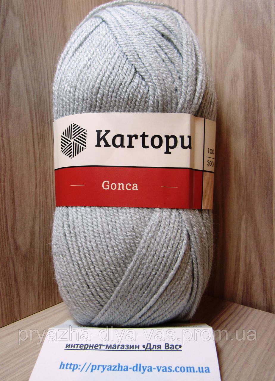100% акрил( 100 г/ 300 м) Kartopu Gonka K920