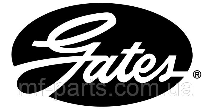 LA340433154 ремень компрессора Gates, комбайн Massey Ferguson