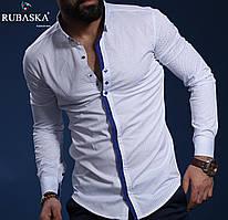 Рубашка мужская с длинным рукавом RSK-3136