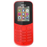 Мобильный телефон Nokia 130 New DualSim Red (A00028616)