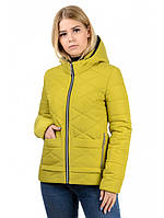 Стильная  куртка с капюшоном,рр 42-50