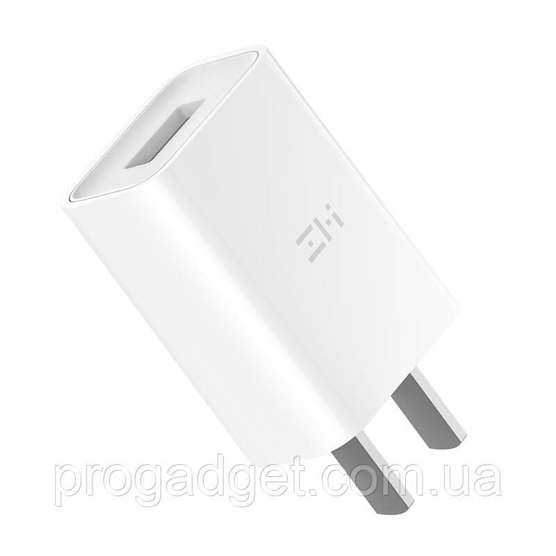 Сетевое зарядное устройство ZMI (Xiaomi) USB 2А 5V для смартфона или планшета White (белый)