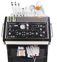 N-06 косметологический комбайн (микротоки, мезотерапия, УЗ скрабер,  микрдермабразия, фотон, тепло-холод), фото 1