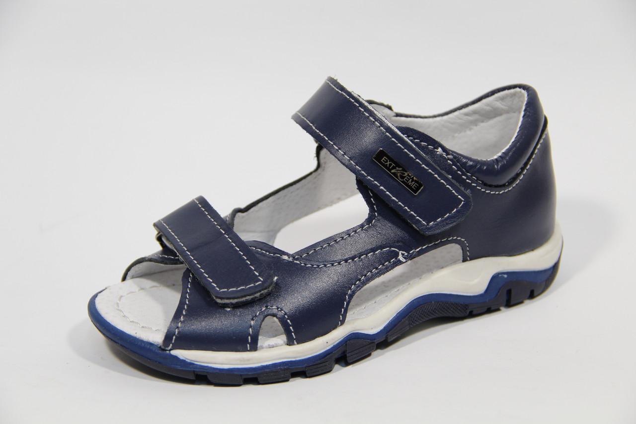 Детские летние сандалии для мальчика ДФС 04