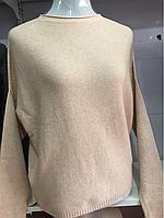 Свитер женский норма,кашемир,представлен в цветовой гамме