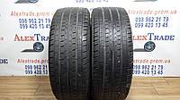 БУ резина летняя, грузовая R16C 215 60 Bridgestone Duravis