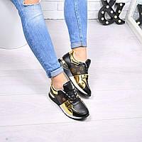 Кроссовки женские коричневые  , обувь женская