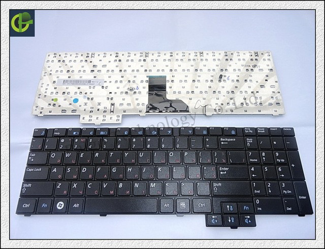 Клавиатура для ноутбука SAMSUNG E352 rus, black