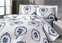 Фланелевый комплект постельного белья тм Le vele евро размера Bora-bora