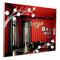 Зеркало в ванную с подсветкой (600х800мм)