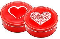 Печенье ассорти Butter cookies heart Patisserie Matheo, 454 гр, ж\б