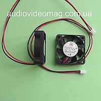 Вентилятор (кулер) 12V 0.1A, 40х40х10 мм, компьютерный, для видеокарт