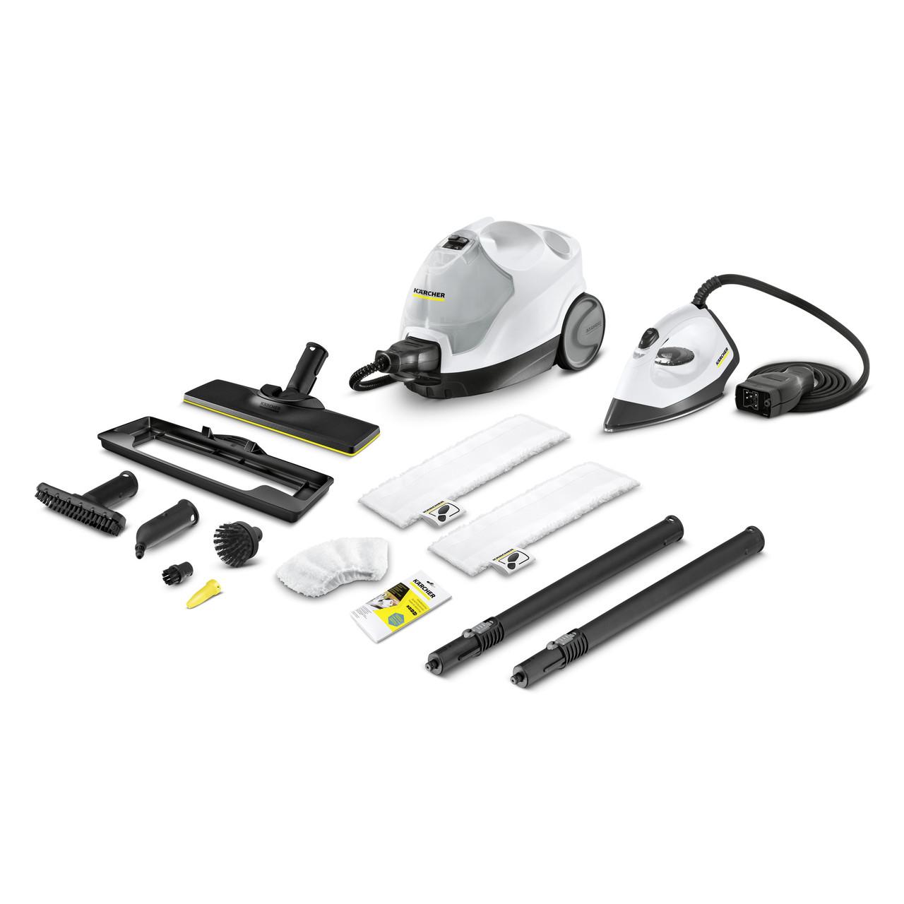 Пароочиститель Karcher SC 4 EasyFix Premium Iron Кit