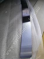 Накладки на бампер Volkswagen PASSAT B6 KOMBI с 2005- (NataNiko)